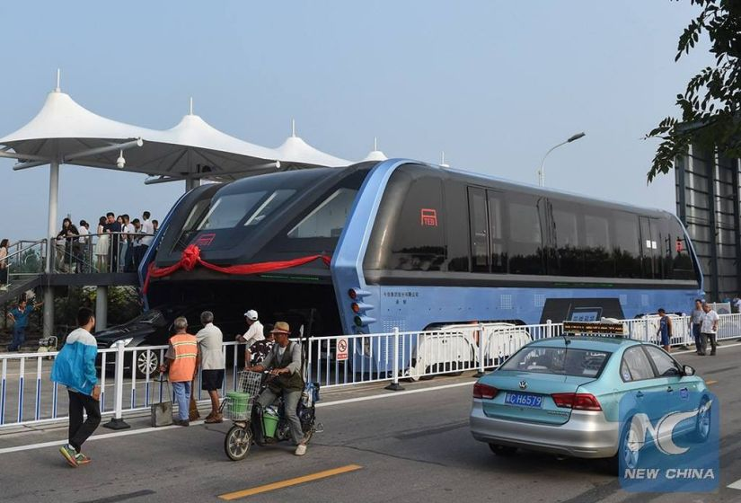 china elevated bus (3)