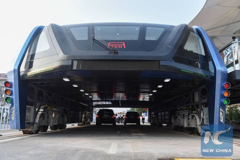 china elevated bus (4)
